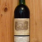 1982 CHATEAU LAFITE - ROTHSCHILD!!! THE LEGENDARY 82 VINTAGE!!!  RP 97+ PTS!!!