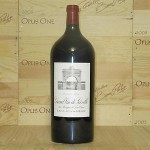 2006 Chateau Leoville Las Cases Bordeaux 6.0 L (Imperial) WS--95