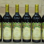 6--Bottles 2010 Nickel & Nickel Cabernet Sauvignon Hayne Vineyard RP--94