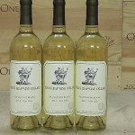 3--Bottles  2012 Stag's Leap Wine Cellars Sauvignon Blanc Napa Valley
