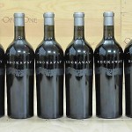 6--Bottles  2012 Rodney Strong Cabernet Sauvignon Rockaway Vineyard---WS-94