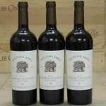 3--Bottles  2012 Freemark Abbey Cabernet Sauvignon Napa Valley---RP-93
