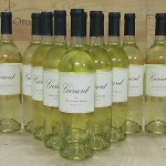 12--Bottles  2010 Girard Sauvignon Blanc Napa Valley---$240 Average Retail