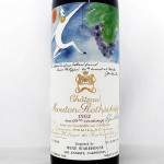 1982 Chateau Mouton Rothschild, Pauillac, France LA6B1606 ?